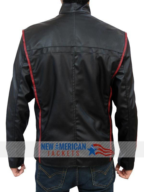 Mass Effect 3 N Leather Jacket