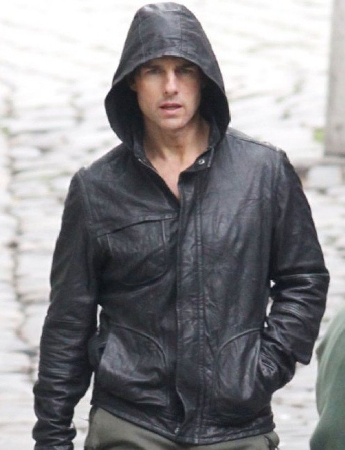 Mission Impossible Jacket - Ethan Hunt Jacket