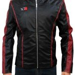 N7 3 Leather Jacket
