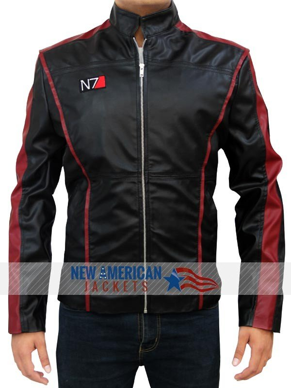 N7 Mass Effect Jacket