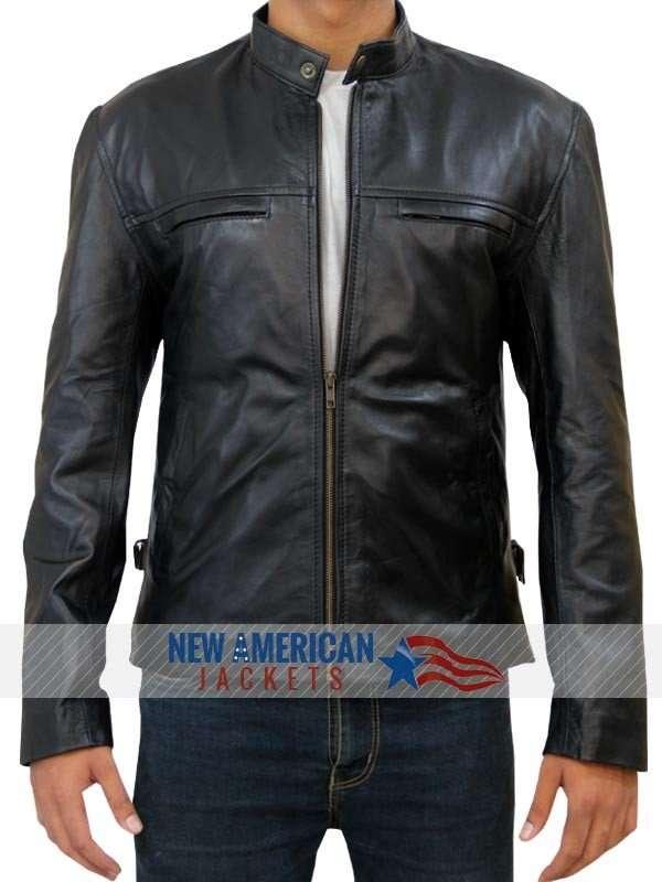 New Aaron Taylor Johnson Godzilla Jacket