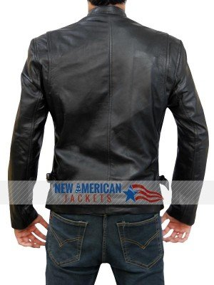 Godzilla Aaron Taylor Johnson Leather Jacket