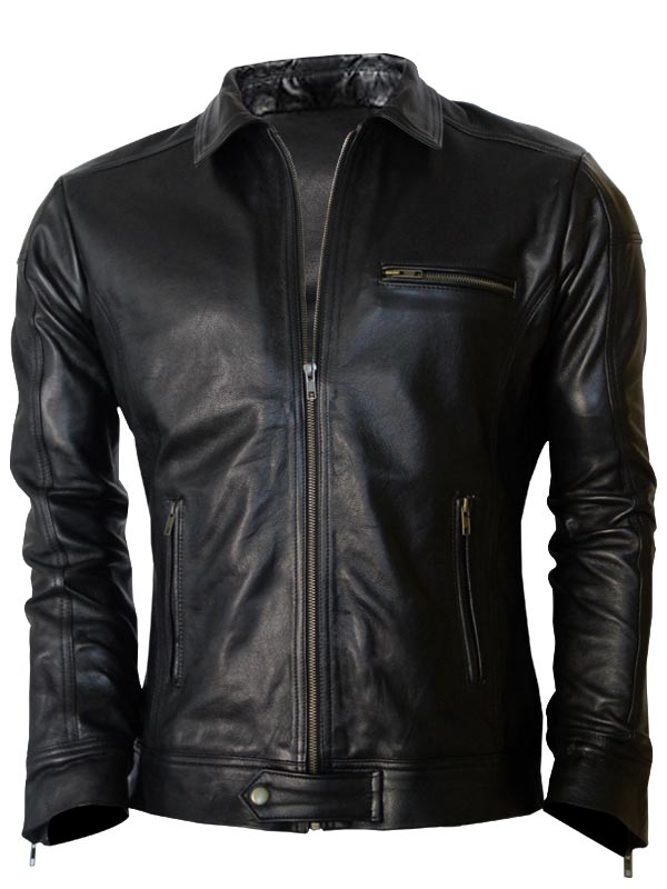 Need For Speed Jacket Aaron Paul Leather Jacket