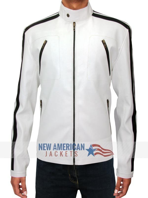 New White Need For Speed Jacket