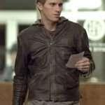 Garrett Hedlund Leather Jacket