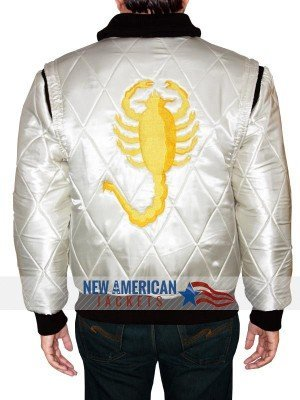 Ryan Gosling Scorpion Drive Jacket