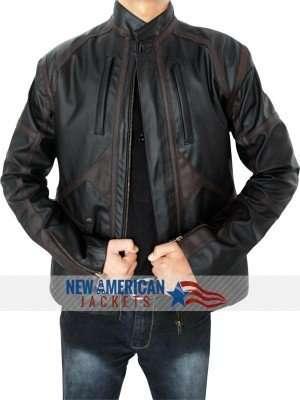 Sebastian Stan Bucky Barnes Jacket