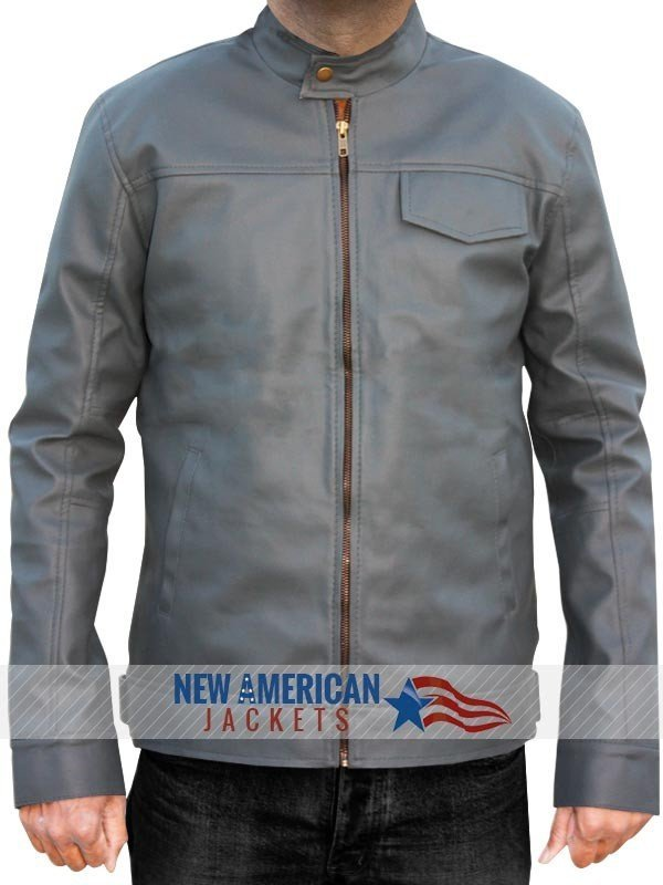 Shia Labeouf Transformers 3 Leather Jacket