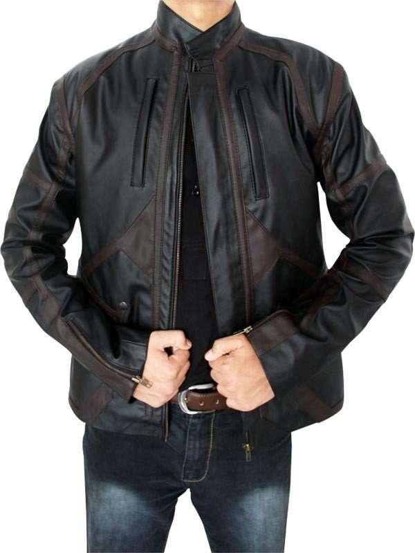 Bucky Jacket Sebastia Stan Jacket