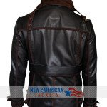 Jessica Biel Melina Total Recall Leather Jacket