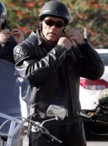 Arnold Schwarzenegger Terminator 5 Jacket