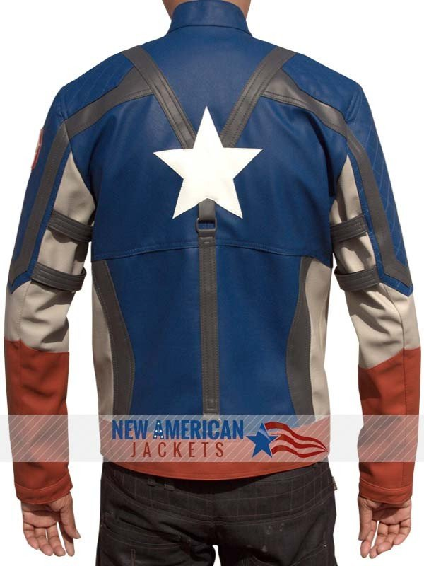 The First Avenger Jacket