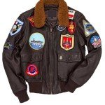 Tom Cruise Maverick Top Gun Flight Jacket