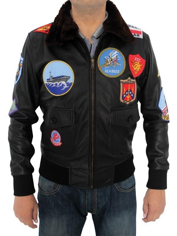 Tom Cruise Top Gun Jacket