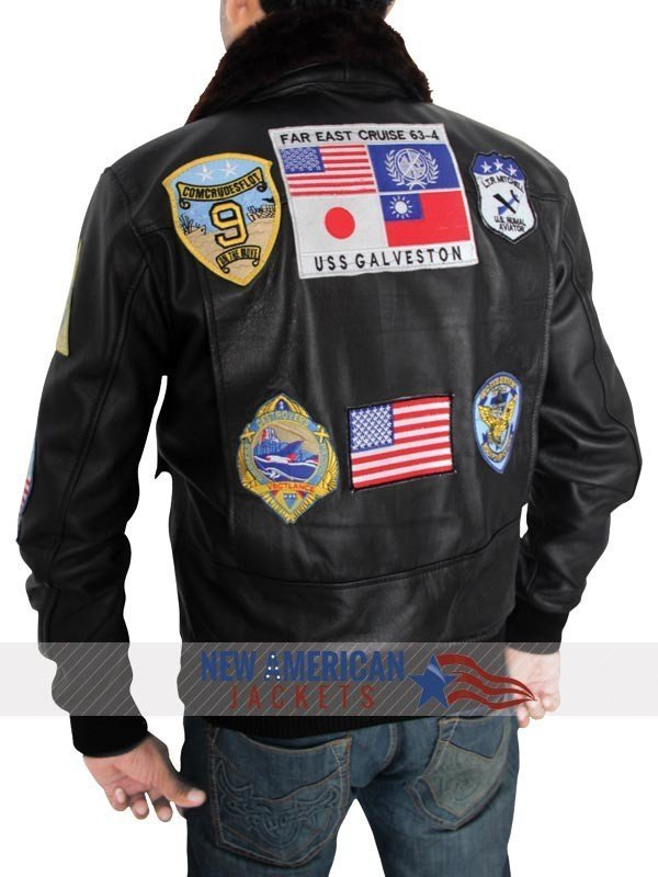 Tom Cruise jacket