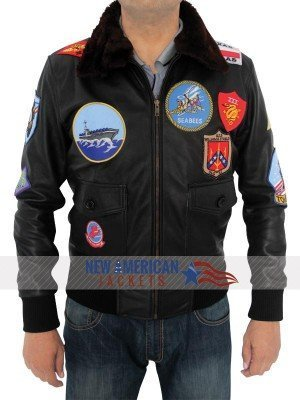 Top Gun Tom Cruise Jacket