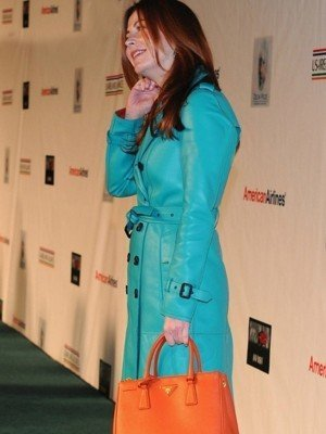 Leather Coat Dana Delany