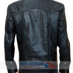 Walking Dead Governor Leather Jacket