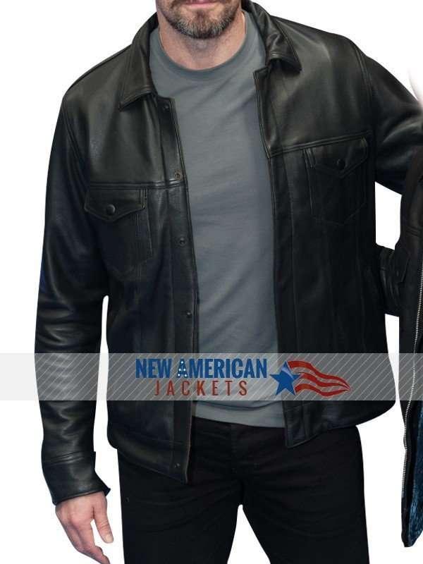 X MEN Logan Wolverine leather Jacket
