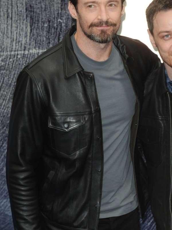 X Men Hugh Jackman Jacket