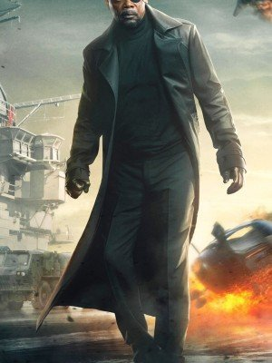 Nick Fury Trench Coat