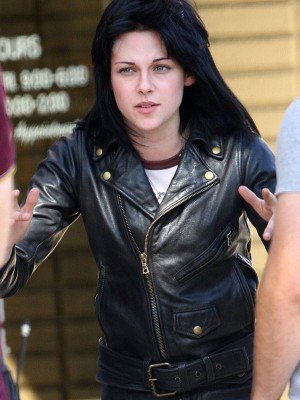 KRISTEN STEWART THE RUNAWAYS JACKET