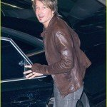 Exclusive – Keith Urban Arrives At Rod Laver Arena