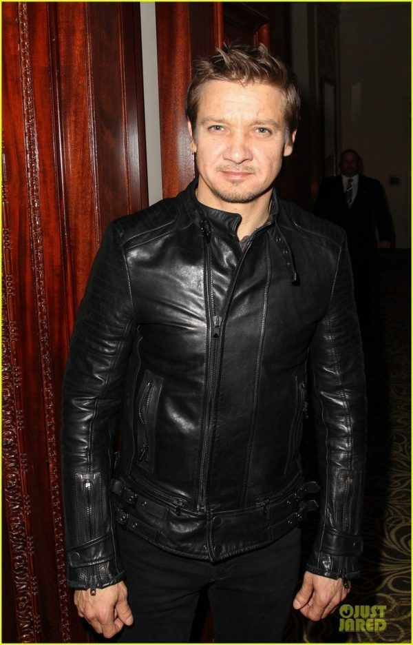 Kill the Messager  Jeremy Renner Jacket