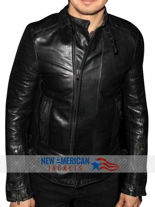 Kill the Messenger Jeremy Renner Jacket
