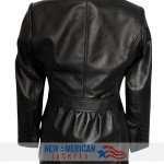 Scarlett Johansson leather 2