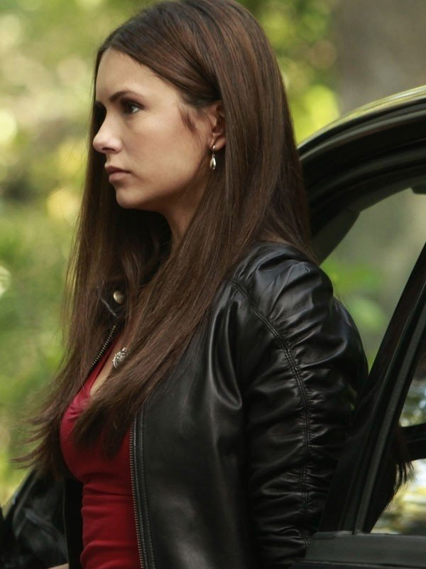 THE VAMPIRE DIARIES JACKET ELENA GILBERT