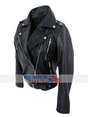 Biker kim kardashian Jacket