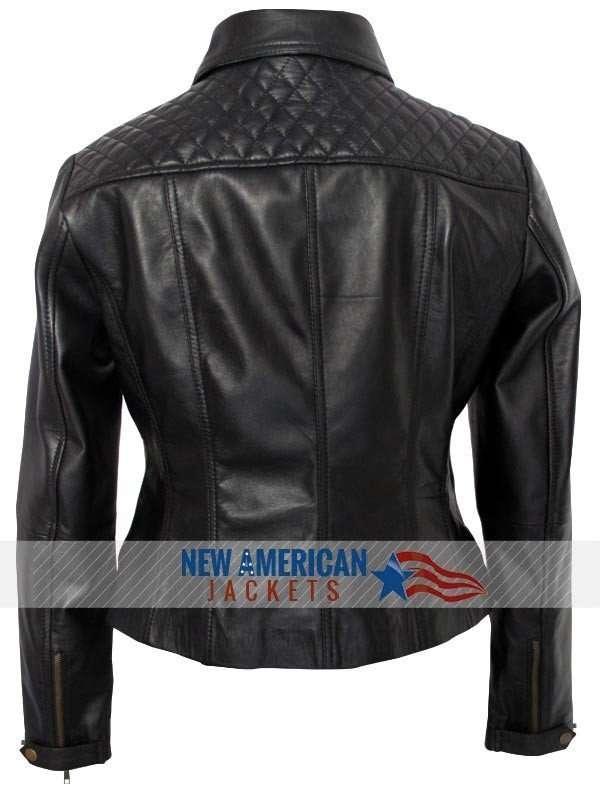 Selina Kyle Gotham Jacket