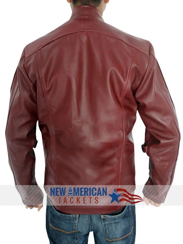 Chris Pratt Guardians of the Galaxy Jacket
