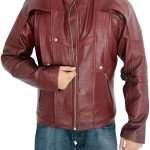 Galaxy Leather Jacket