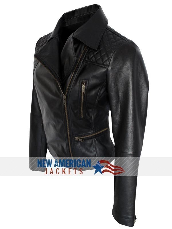 Gotham Camren Bicondova Jacket