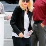 Gwen Stefani outfit