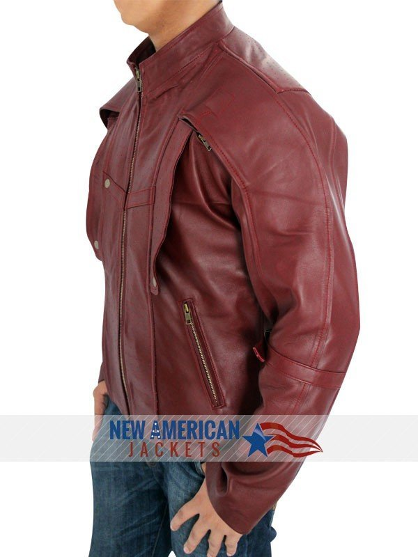 Leathre Jacket Guardians of the Galaxy