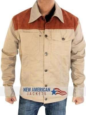 The Walking Dead Rick Grimes Denim Jacket