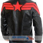The_Winter_Soldier Black jacket