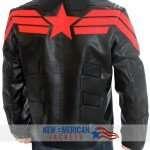 The_Winter_Soldier Black jacket