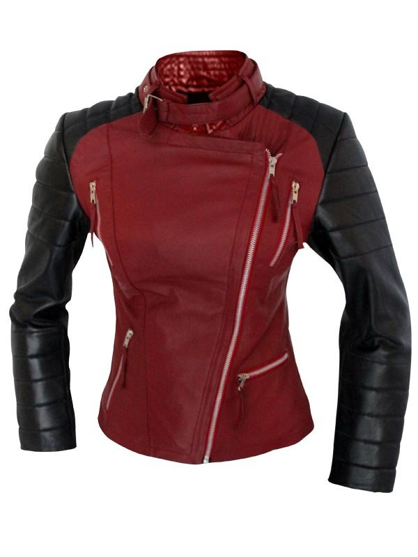 Beauty And The Beast Leather Jacket