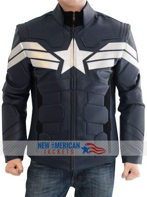 Chris Evan Winter Soldier Jacket