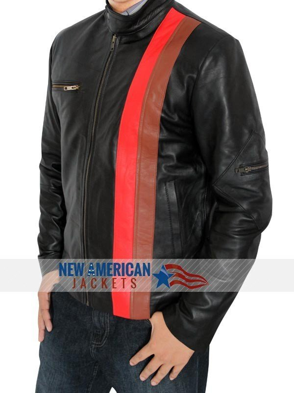 Cyclops Leather Jacket