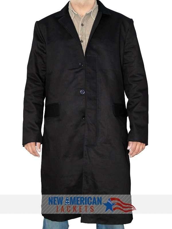 John Constantine Keanu Reeves Coat Jacket