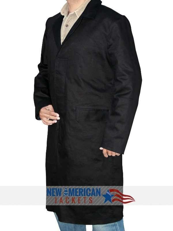 John Constantine Keanu Reeves Long Coat