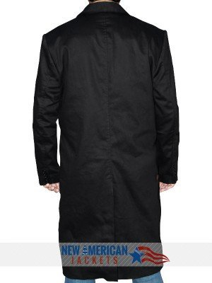 John Constantine Keanu Reeves Long Coat Jacket