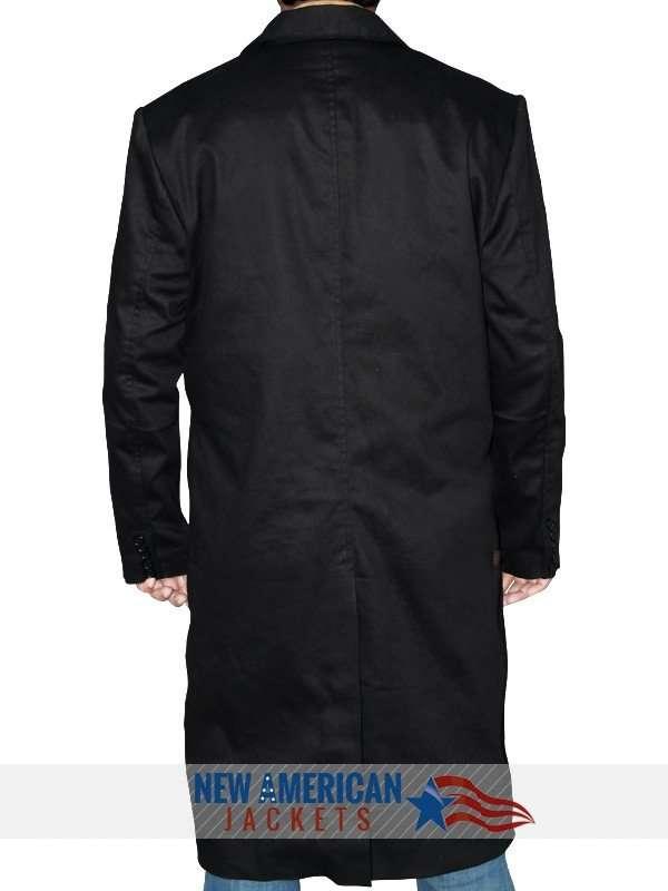John Constantine Keanu Reeves Long Coat Jacket