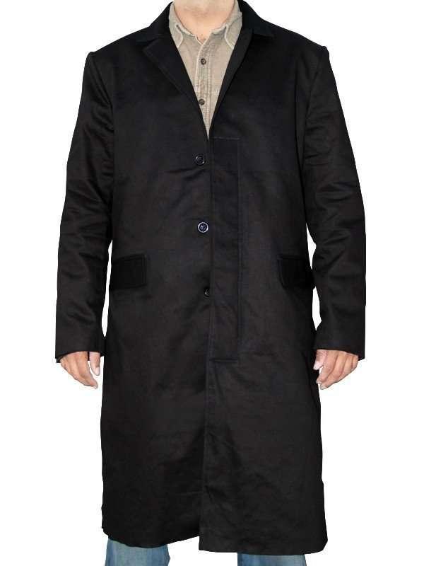Keanu Reeves Long Coat Jacket