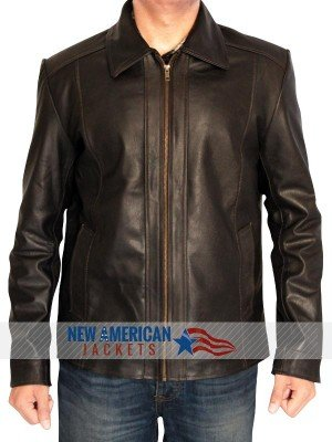Keanu Reeves brown Jacket